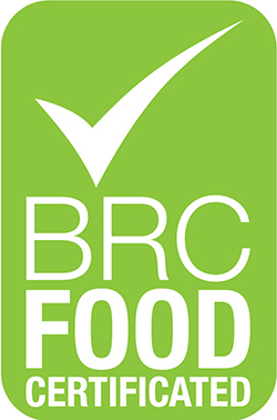 BRC Food Certified Logo
